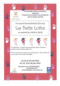 AGITATO Les Petits Lutins