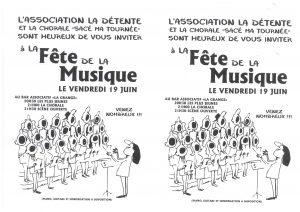 Fête de la musique 19.06.2015
