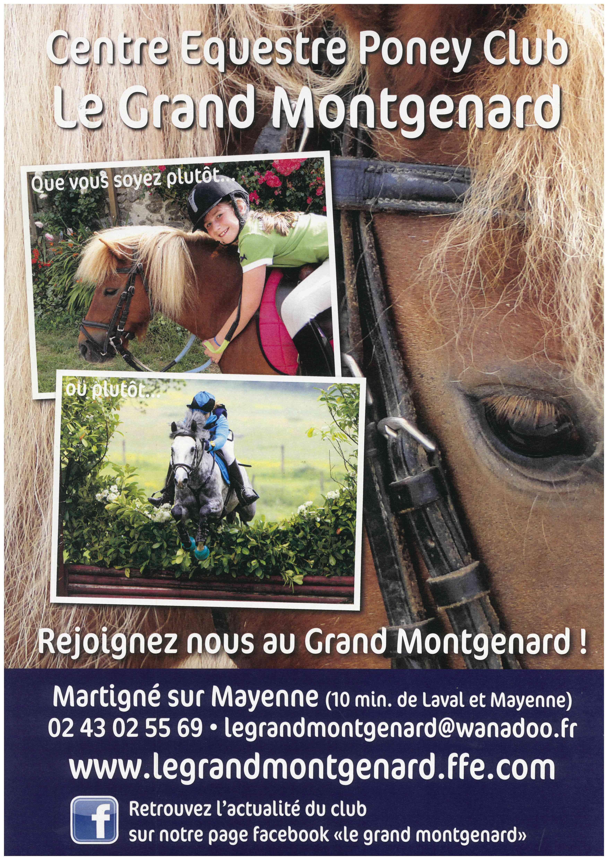 Affiche Le Grand Montgenard