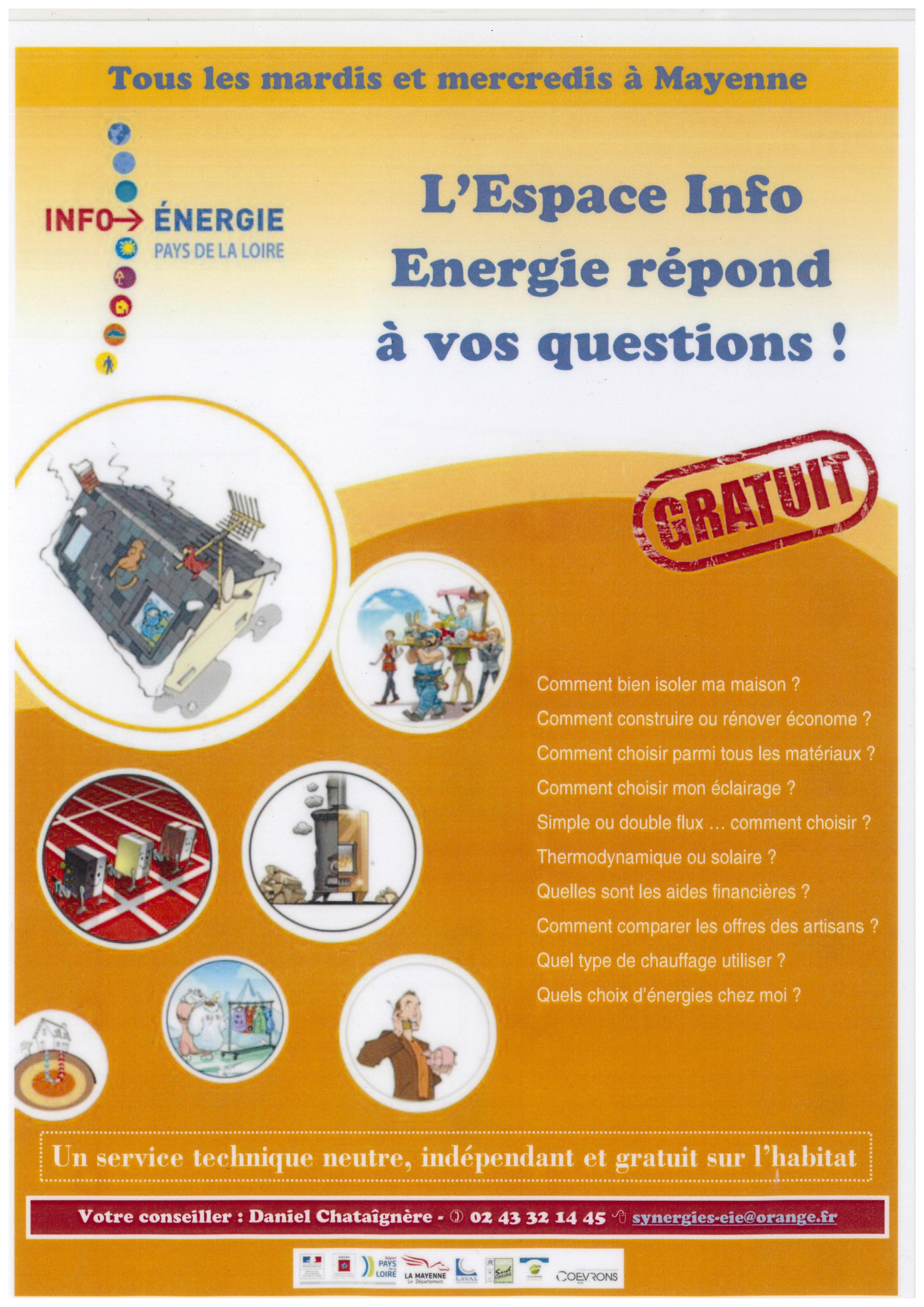 CPIE Information générale